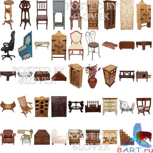 Clipart - Furniture