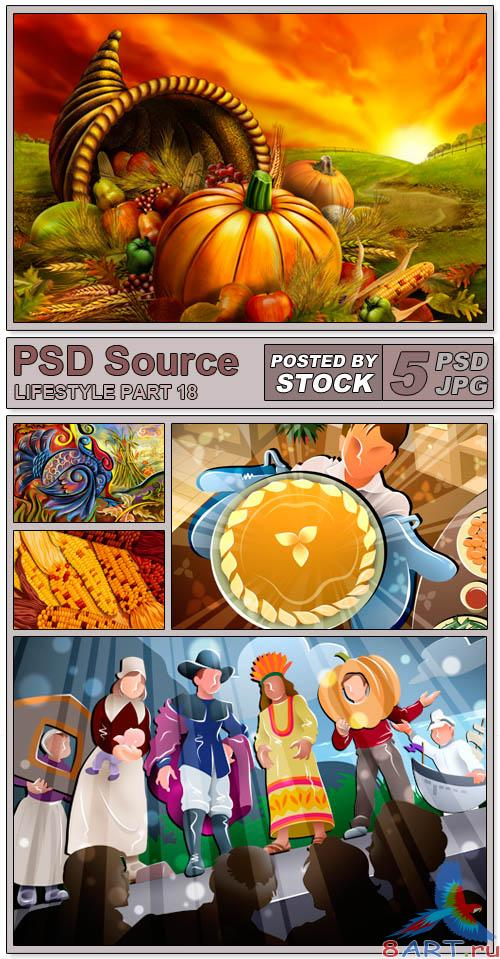 PSD Source - Lifestyle 18