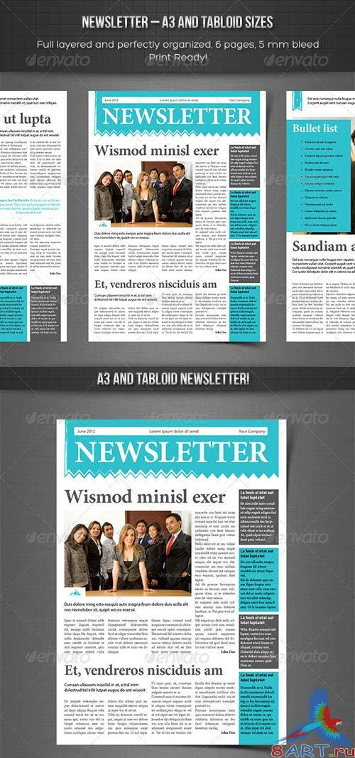 GraphicRiver Big Newsletter