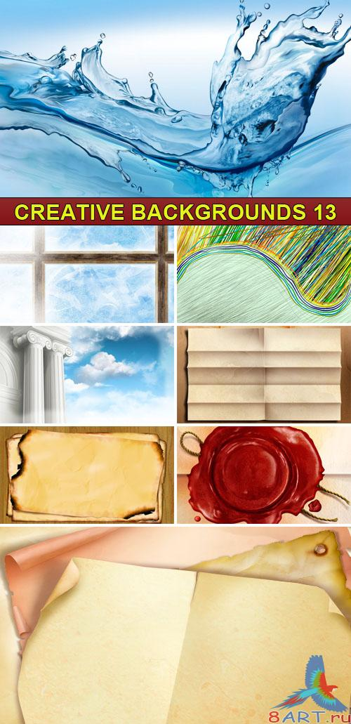 PSD Sources - Creative backgrounds 13