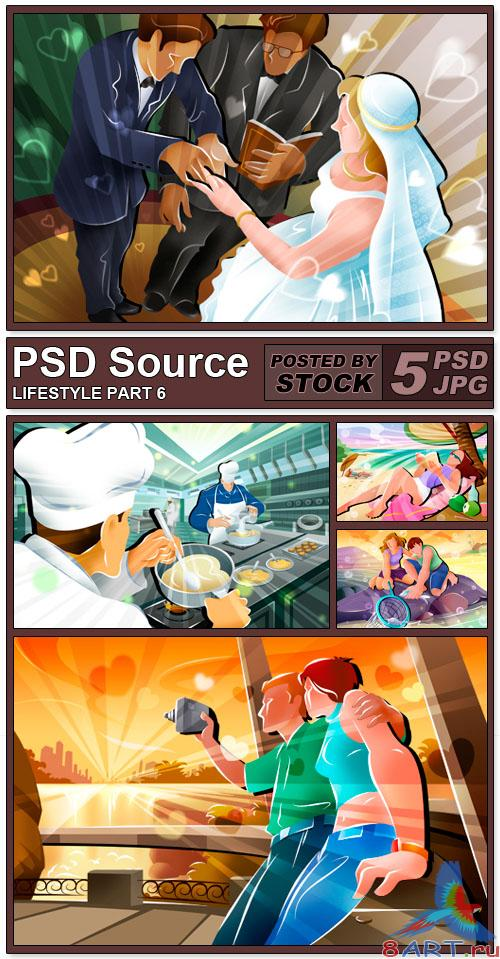 PSD Source - Lifestyle 6