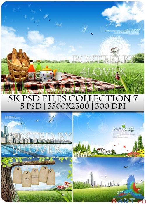 SK PSD files Collection 7