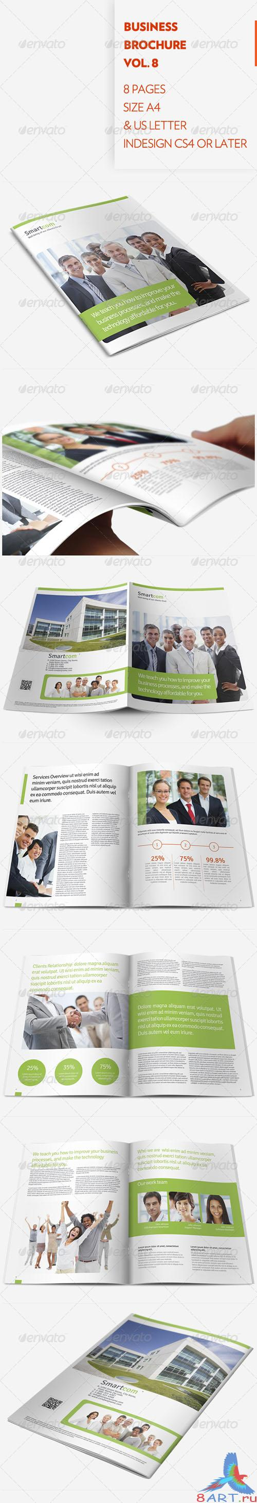 GraphicRiver - Business Brochure Vol 9 - 2753165