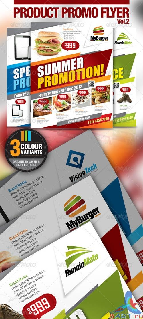 GraphicRiver Multi-Purpose Product Promotion Flyer