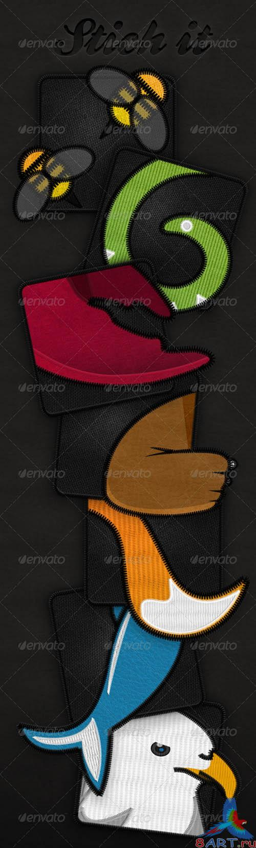 GraphicRiver Stitch it