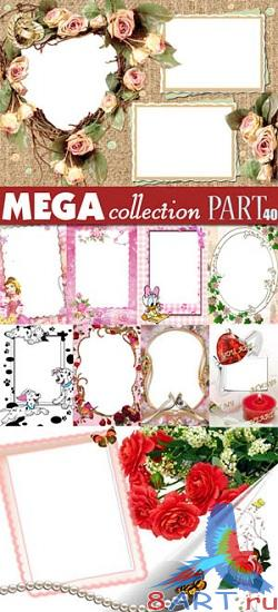 Frames - Mega collection. Part 40