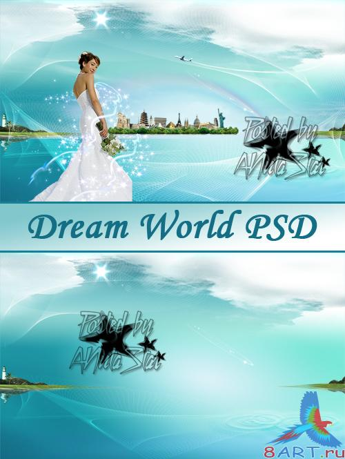 Dream World PSD