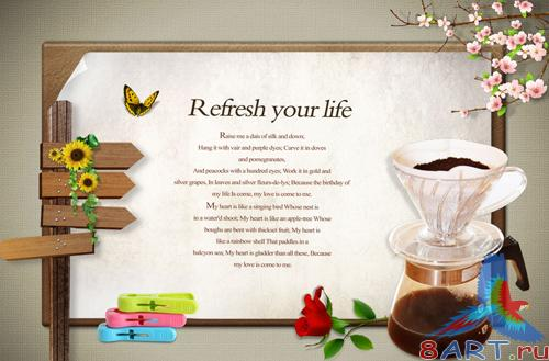 Source  - Refresh your life