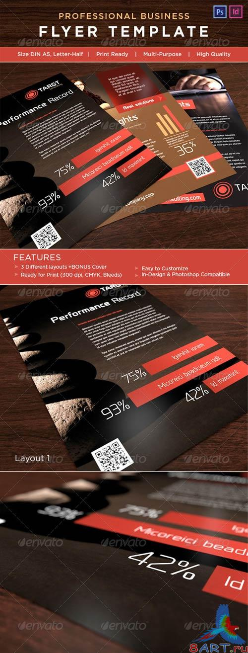GraphicRiver Corporate Flyer / AD Template