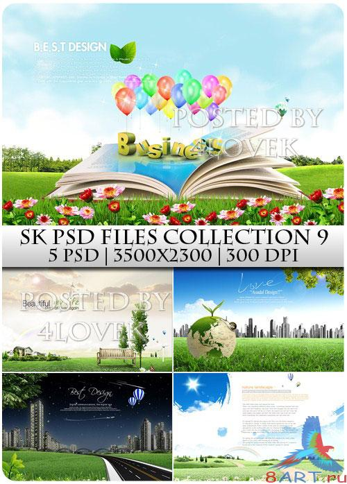 SK PSD files Collection 9