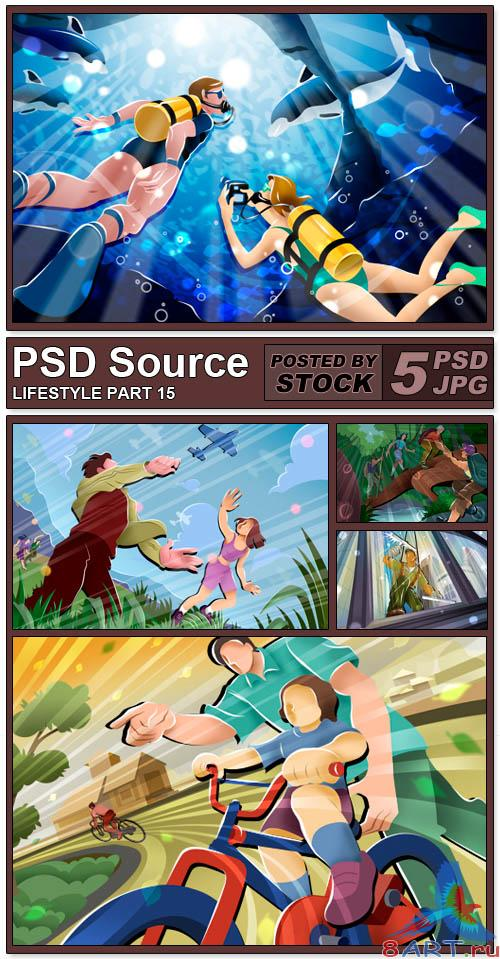 PSD Source - Lifestyle 15