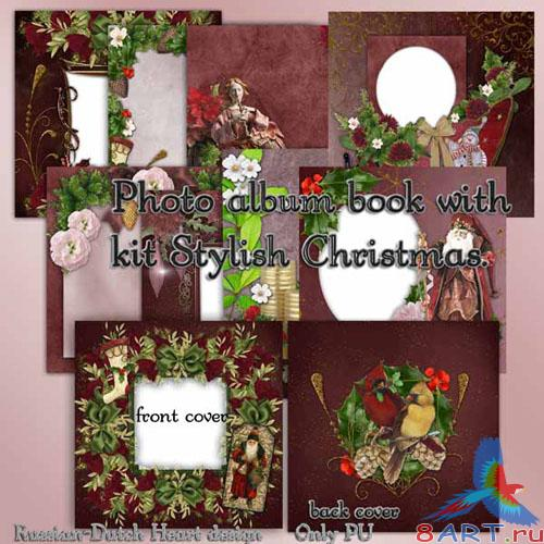 Photo Album Stylish Christmas