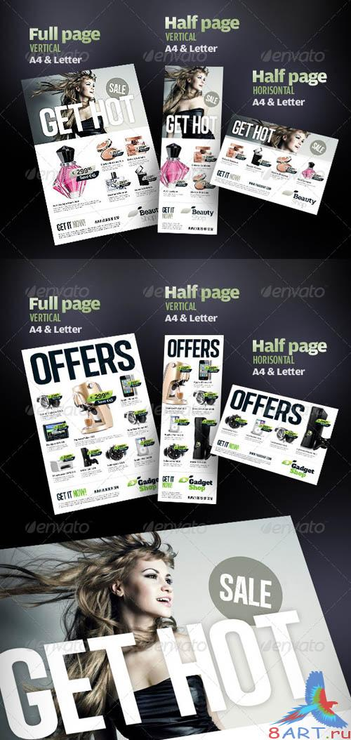 GraphicRiver Product Flyers / Ads