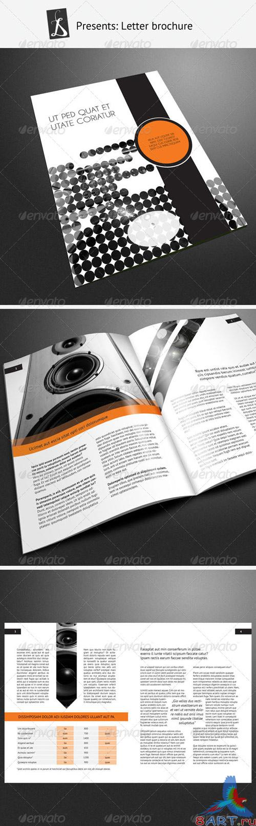 Corporate Brochure 9 - GraphicRiver