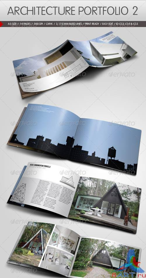 GraphicRiver Architecture Portfolio II