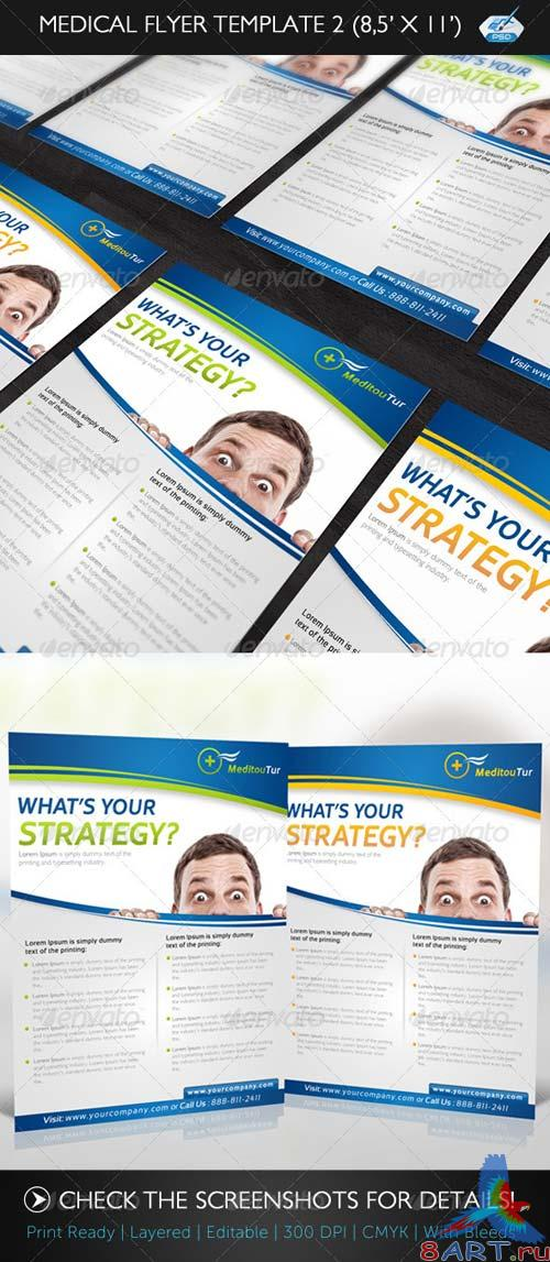 GraphicRiver SB Modern Business Flyer