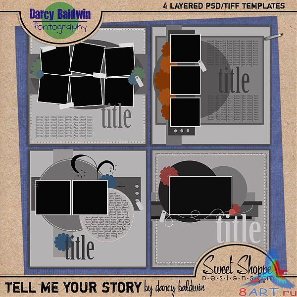 "Tell Me Your Story - ""�������� ���� �������"" (�����-�����)"