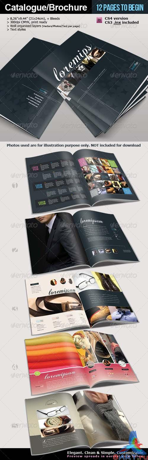GraphicRiver - Brochure/Catalogue 150961