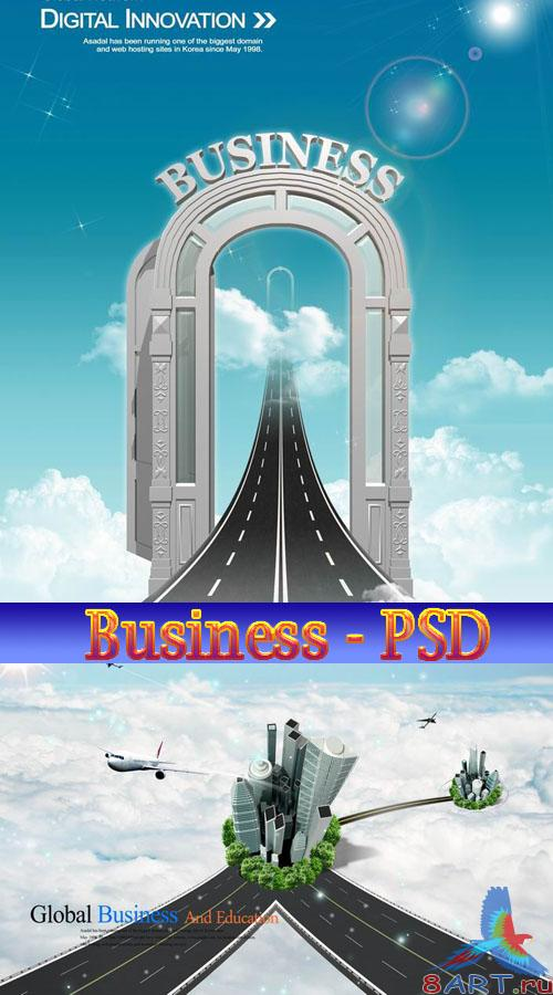 Business PSD