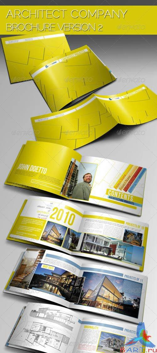 GraphicRiver Architecture Brochure Template Ver.II