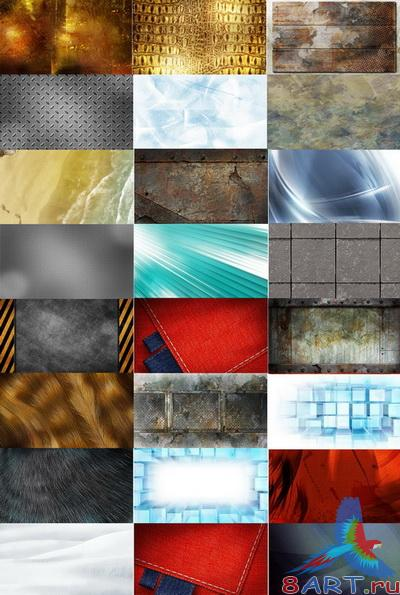 PSD Layered Pictures - Textures, Backgrounds vol. 2