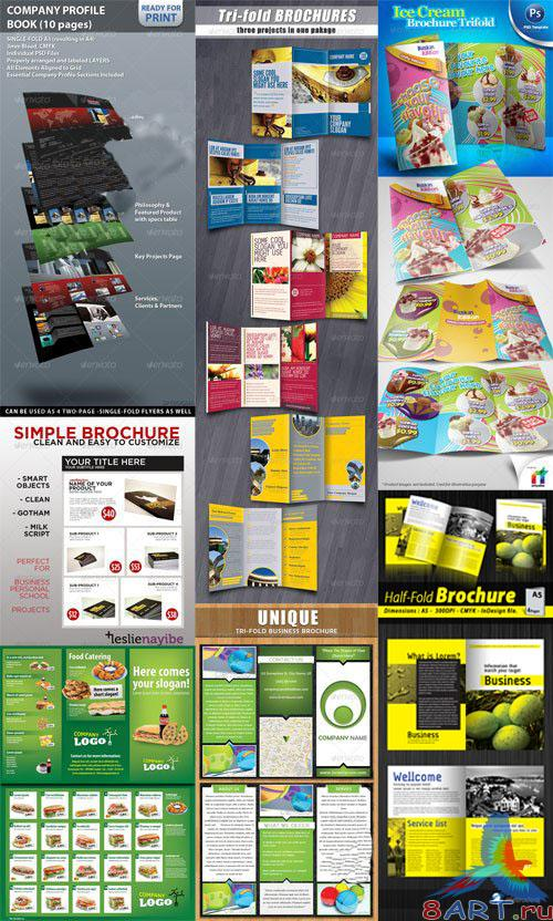 GraphicRiver - Super Collection Design Templates (Pack 4)