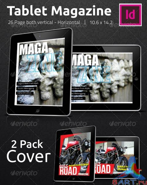 GraphicRiver Tablet Magazine Pro E2
