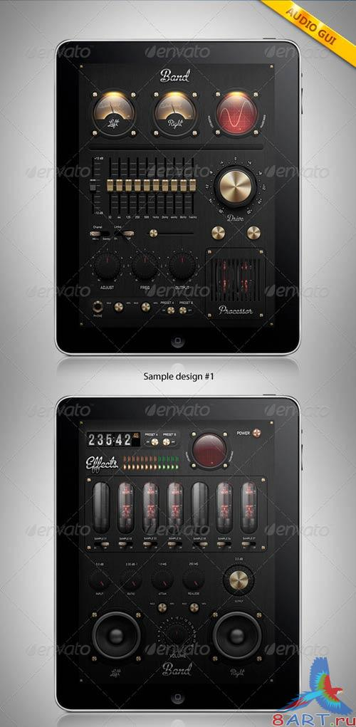 GraphicRiver Tablet/Phone/PC/Mac User Interface Elements