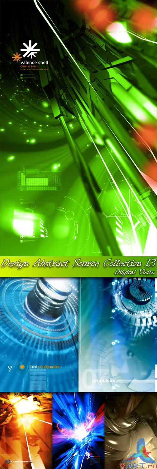 Design Abstract Source Collection 13