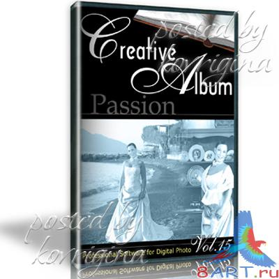 Creative Album Vol. 15 (SPC international)