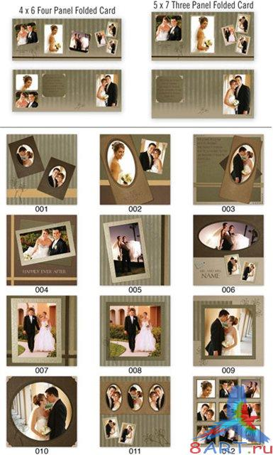 Graphic Authority Wedding Templates Vol 2 Disc2