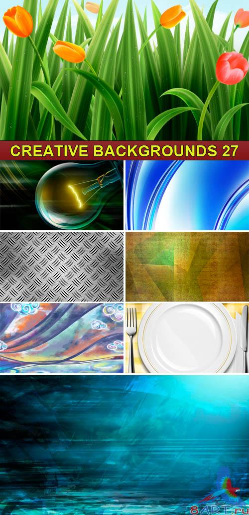 PSD Sources - Creative backgrounds 27