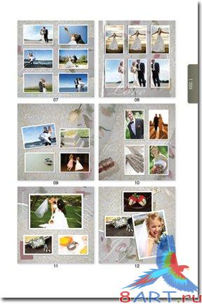 Graphic Authority Wedding Templates v1 - Disk1