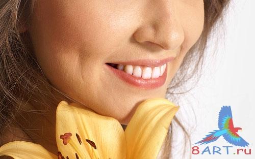 Как сделать что бы зубы белее